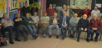 Men's Shed-Clones Aug 16