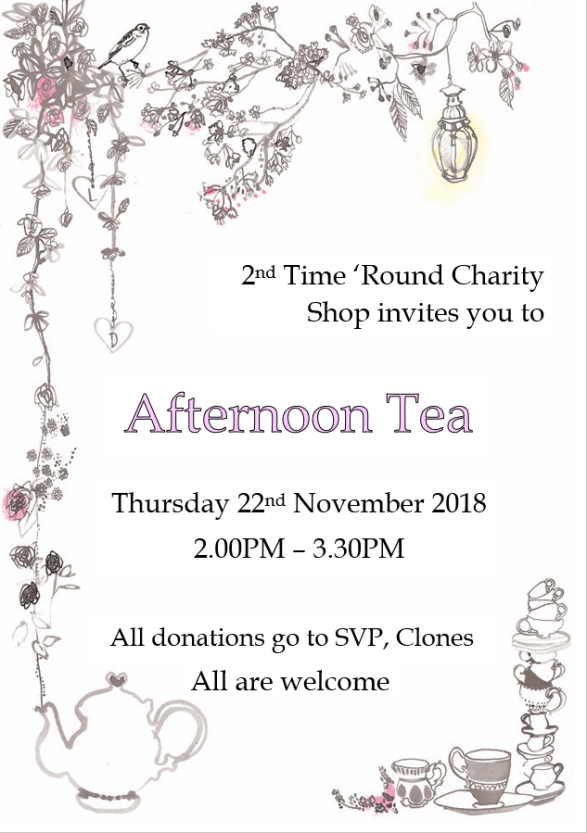 Afternoon Tea Official Poster